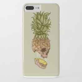 Pineapple Skull iPhone Case