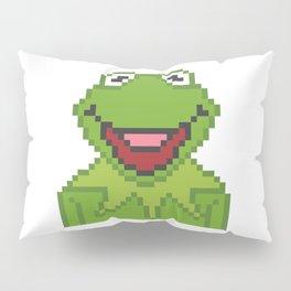 Kermit The Muppets Pixel Character Pillow Sham
