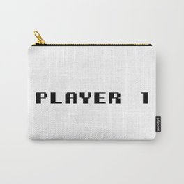 Player 1 Carry-All Pouch