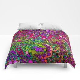 Love2Snap Flower Comforters