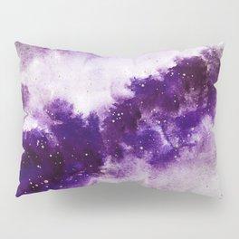 PERIWINKLE GALAXY Pillow Sham