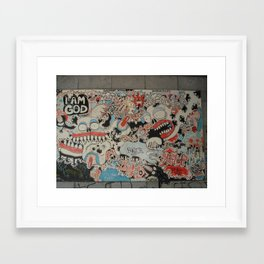 Urban art Framed Art Print