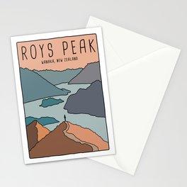 Roys Peak Stationery Cards
