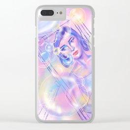 Summer Daydream Clear iPhone Case