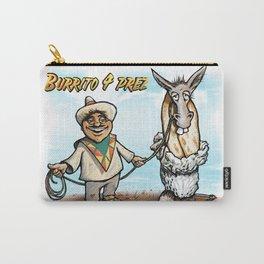 Burrito 4 Prez Carry-All Pouch