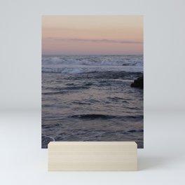 pacific coast in central america / beach bliss Mini Art Print