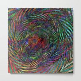 LSD in Space Metal Print