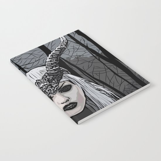 Wild witch Notebook