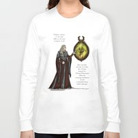 fairy tale Long Sleeve T-shirts featuring Fairy Tale by wolfanita