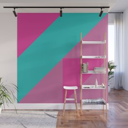 Color Block #3 Wall Mural