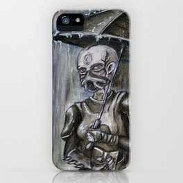 Under the Rain iPhone Case