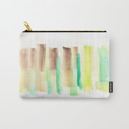 [161228] 18. Abstract Watercolour Color Study Carry-All Pouch