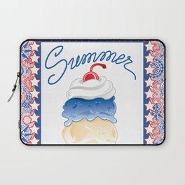 Summer Sundae Laptop Sleeve