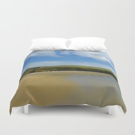 Cable Bay Anglesey Duvet Cover