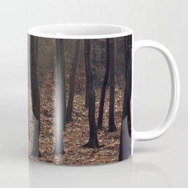 Winter magic forest Coffee Mug
