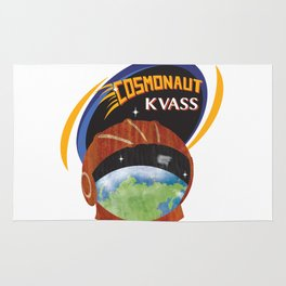 Cosmonaut Kvass Rug