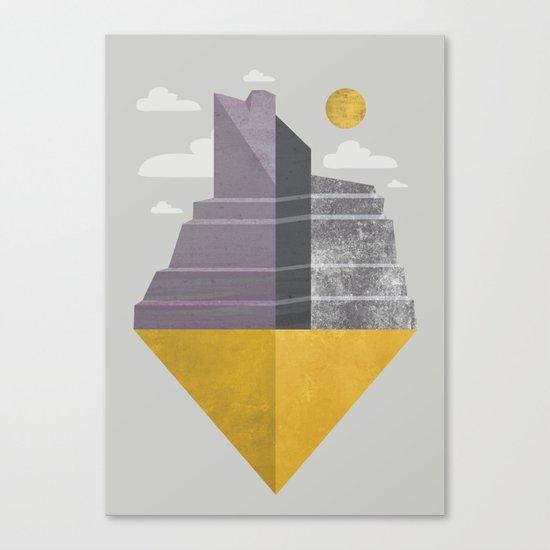 Grand Canyon slice Canvas Print