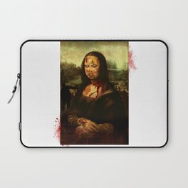 No Mona! Not You Too! Laptop Sleeve