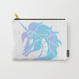 Skeleton Unicorn Carry-All Pouch