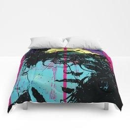 mad hatter Comforters