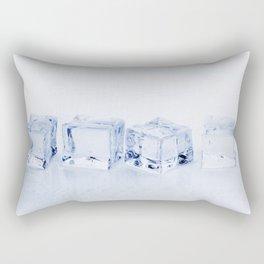 Ice Cubes Rectangular Pillow