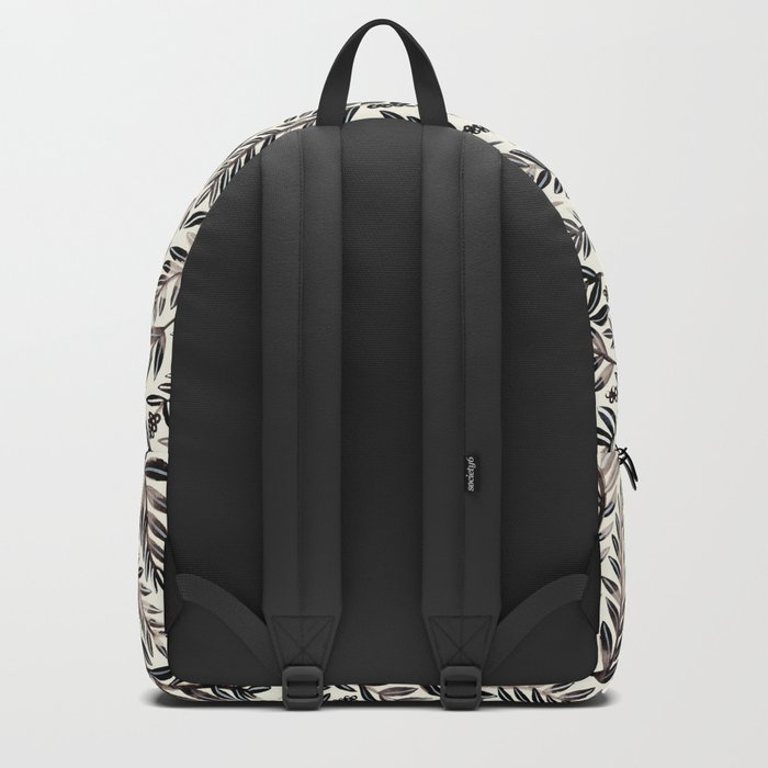 Black Branches Backpack