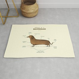Anatomy of a Dachshund Rug