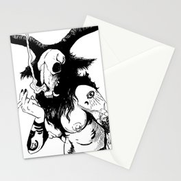 Muse III Stationery Cards