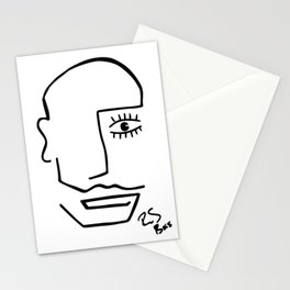 Faire Visage No 1701 Stationery Cards