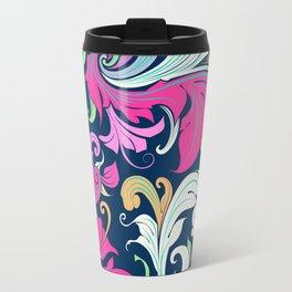 Floral Inspiration Travel Mug