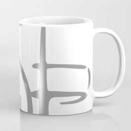 DW Drum Music Instrument Logo Coffee Mug
