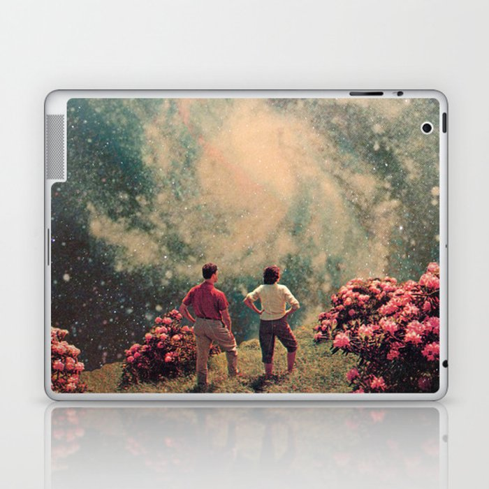 There will be Light in the End Laptop & iPad Skin