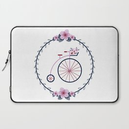 Bicycle Bliss Laptop Sleeve