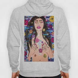 The Sun and Her Flowers Hoody