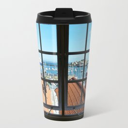 Through The Window Travel Mug