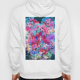 Red Poppy Evening Hoody