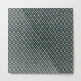 Pattern Arena y Mar Metal Print