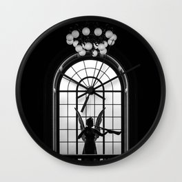 The Spirit of Gaiety Wall Clock