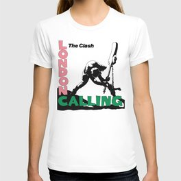 Theclash Londoncalling T-shirt