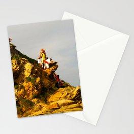 Huichol Sunset Stationery Cards