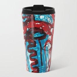 Buddah! head Travel Mug