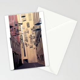 Birdcage Alley Stationery Cards