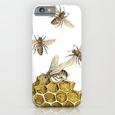BEES and Honeycomb iPhone 6 Slim Case