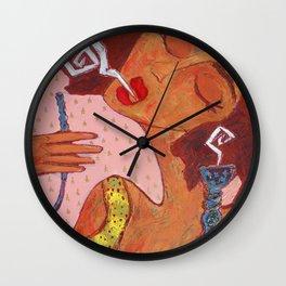 smoking hookah Wall Clock