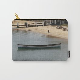 various boats on Martha's Vineyard, vineyard haven Carry-All Pouch