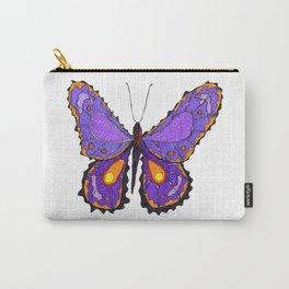 Sahasrara Butterfly 1 Carry-All Pouch