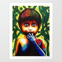 LSD Art Print