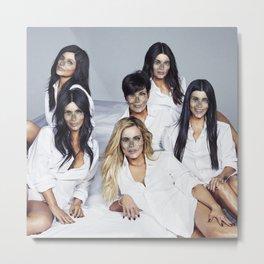 Helldashians Metal Print
