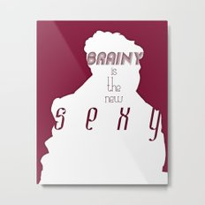The New Sexy Metal Print