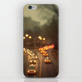 Taxicab Confessions - New York iPhone Skin